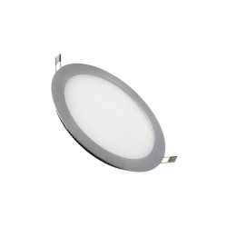 Downlight LED 6W Plata