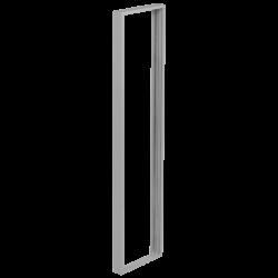 Marco plata de superficie 120x30cm
