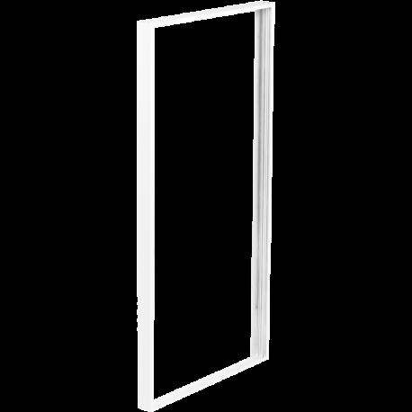 Marco blanco de superficie 120x60cm