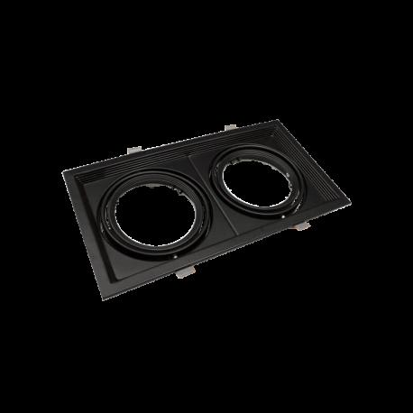 Kardan basculante doble AR111 Negro