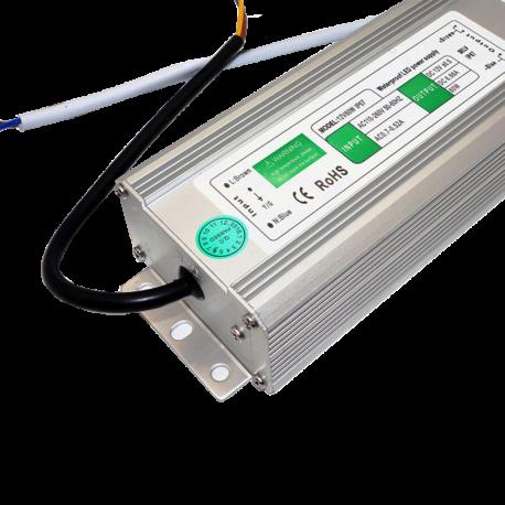 Transformador 12V IP67 150W