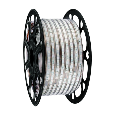 Tira LED BOBINA RGB a 230V 14.4Wm