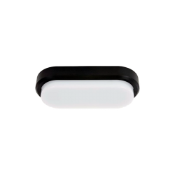 Plafón LED 12W OVAL IP54