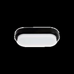 Plafón LED 12W OVAL IP54