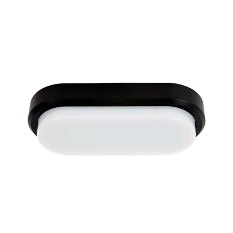 Plafón LED 18W OVAL IP54