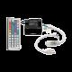 Alimentador y mando tira 230V 14.4W/m RGB