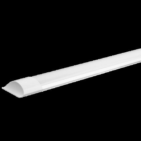 Luminaria lineal LED 40W 120cm