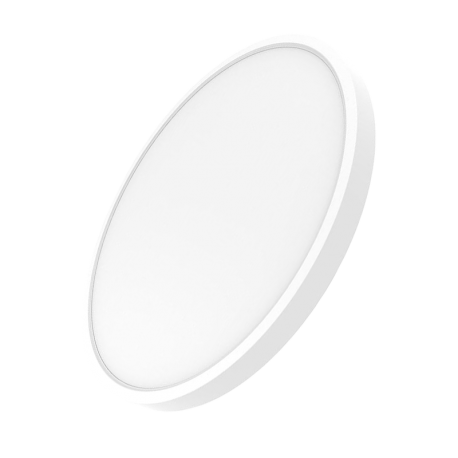 Plafón LED slim 36W Ø400mm