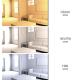 Plafón LED slim 36W Ø400mm