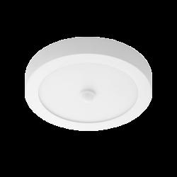 Plafón LED 18W con SENSOR de movimiento