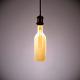Bombilla LED BOTELLA GOLD 8W E27 Regulable