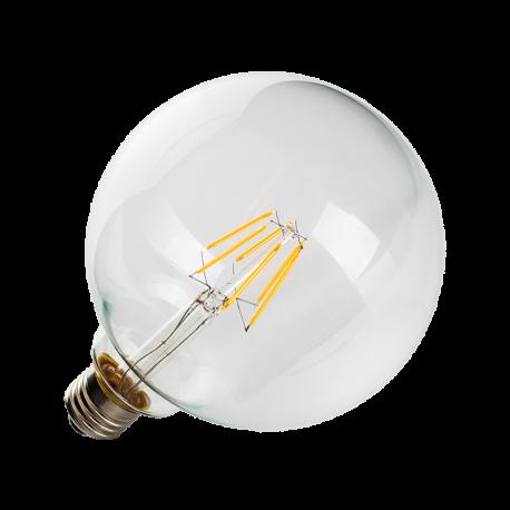 Globo LED G125 6W E27 Regulable