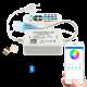 Alimentador BLUETOOTH y mando tira 230V 14.4W/m RGB