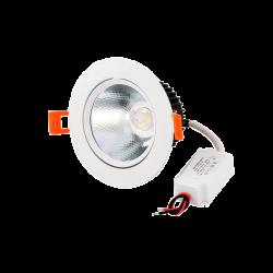 Foco Downlight LED 12W ORIENTABLE