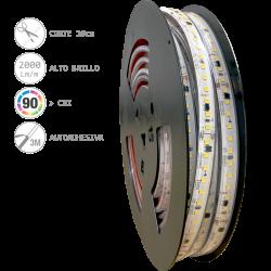 BOBINA Tira LED directa a 230V 20W/m (20m)