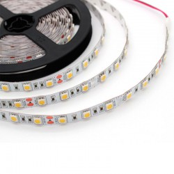 5m tira LED 24V alta luminosidad